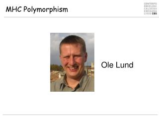 MHC Polymorphism