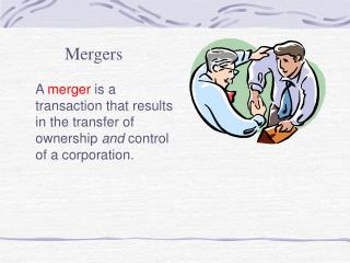 3 Types of Mergers