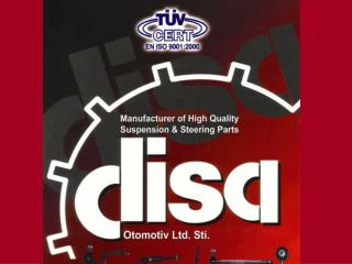 Disa Automotive Profile