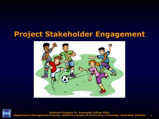 Project Stakeholder Engagement