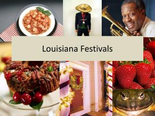 Louisiana Festivals
