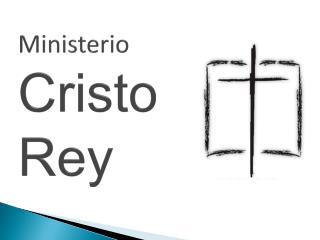 Ministerio Cristo Rey