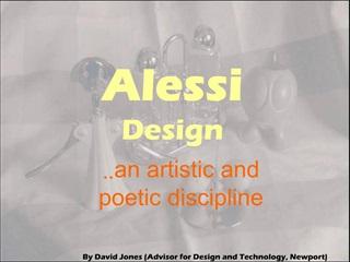 Alessi Design