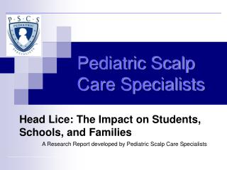 Pediatric Scalp Care Specialists