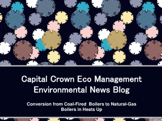 Capital Crown Eco Management Environmental News Blog