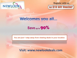 New Look Deals