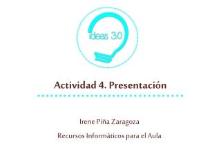 IDEAS 3.0