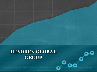 hendren global group analysis: The DIY market – How retailer