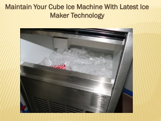 Portable Ice Cube Making Machine & Best Ice cube Maker Machi