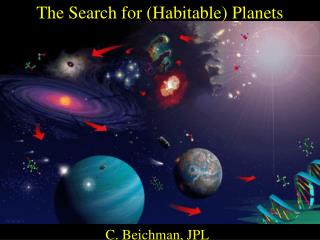 The Search for Habitable Planets