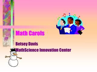 Math Carols