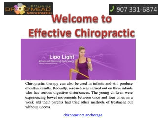 Common Myths About Anchorage Chiropractor