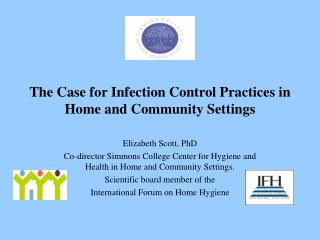 The Case for Infection Control Practices in Home and Community Settings