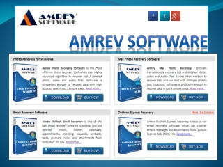 Email Password Recovery Software