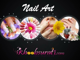 Nail Art By Khoobsurati