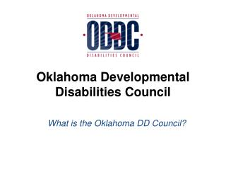 Oklahoma Developmental Disabilities Council