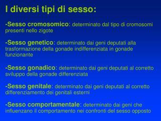 Dimorfismo sessuale in Drosophila