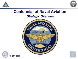Centennial of Naval Aviation   Strategic Overview