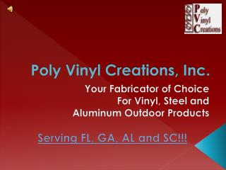 Poly Vinyl Creations, Inc.