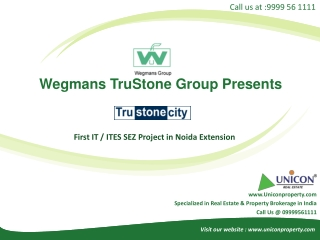 Trustone City Noida (Call 9999561111)