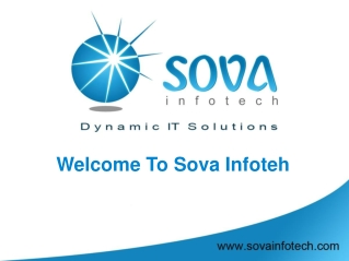 London SEO Services | Sova Infotech