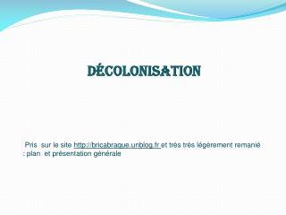 D colonisation