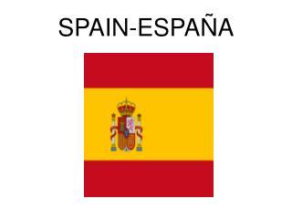 SPAIN-ESPA A