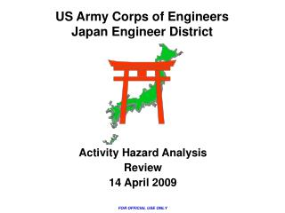 US Army Corps of Engineers Japan Engineer District