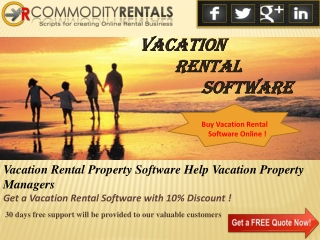 The Vacation Rental Management Software for Increasing ROI