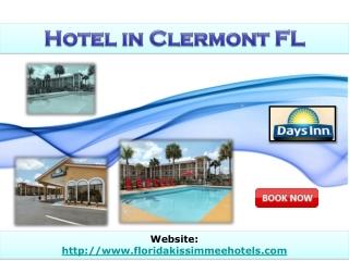 hotel in Clermont FL