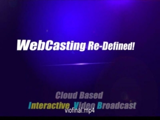 Webcasting | Webinar | Internet Tv