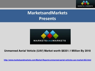 Unmanned Aerial Vehicle (UAV) Market worth $8351.1 Million B
