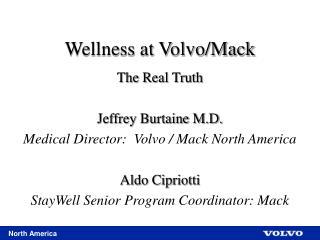 Wellness at Volvo