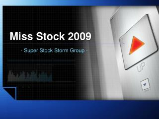 Miss Stock 2009