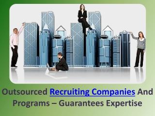 Recruiting Companies
