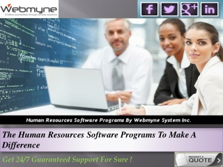 Web Based Hr Management Software Sieves The Talent Pool