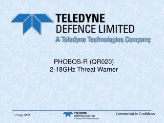 Teledyne Defence