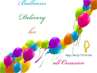 Send  Birthday Balloons & Romantic Balloon Bouquets with Giftblooms