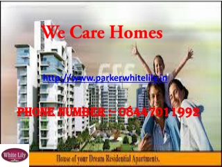 Luxury Flats in Kundli Sonepat by Parker VRC Group White Lil