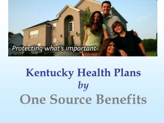 Kentucky Health Insurance - Kentucky Individual Health