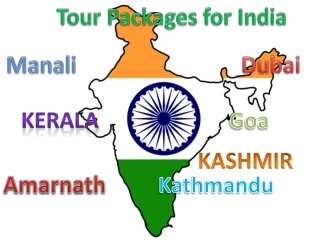 Cheap air e tickets offers online holiday packages for India