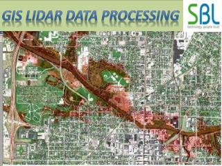 GIS LiDAR Data Processing