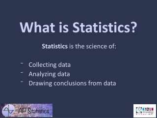 Intro to Statistics private