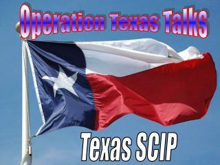 Texas SCIP