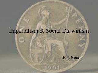 Imperialism  Social Darwinism