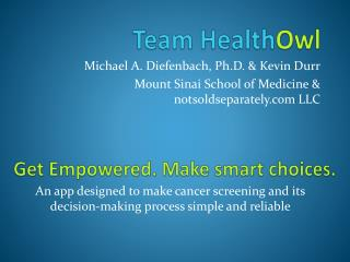 Team HealthOwl