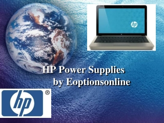 HP Power Supplies