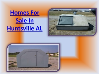 Storm Shelters Alabama