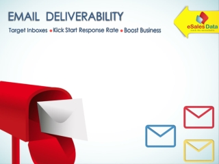 Email Deliverability � Trigger for Business Marketing