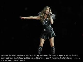 Celebrity style: Fergie